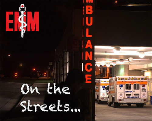 on the streets continuing education podcast